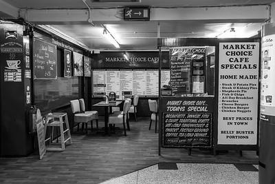 Shipley Market Choice Café