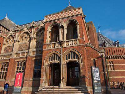 The RSC in Stratford Upon Avon