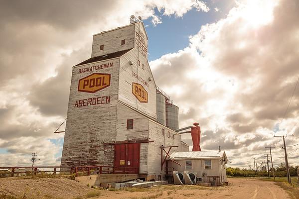 Aberdeen Grain Elevator