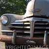 Old Chevrolet at Fisher, IL