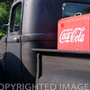 Chevrolet truck & Coca Cola at Fisher, IL