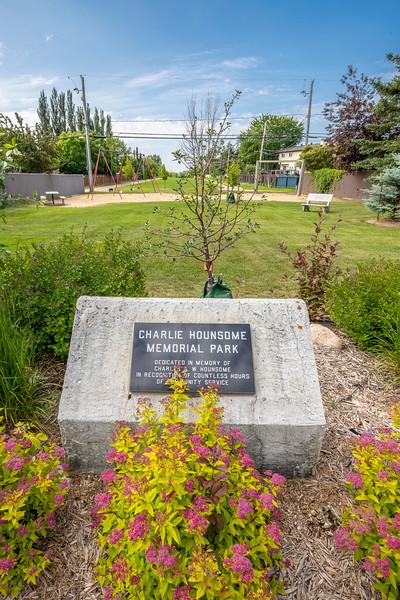 Charlie Hounsome Memorial Park
