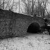 Early 1800s stone arch bridge west of Ottawa at Fall Creek & just adjacent to the Illinois FRiver.