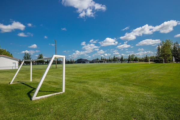 Arthur Neufeld Soccer Pitch