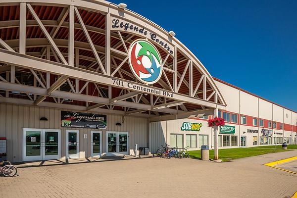 The Legends Centre