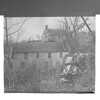#1976 - Winsted CT, Boyd's Waterwheel and shop<br /> [Picture of an existing picture - poor quality]