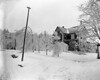 #863 - Winsted CT; 39 Upland Rd; in snow & ice<br /> 8 x 10 negative