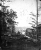 """#4130 - """"Winsted from Highland Park""""<br /> [an old negative - 2 on one plate]"""