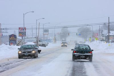 """GRAND MARAIS 3830  """"Snow storm in Grand Marais"""""""