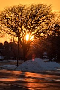 """Grand Marais Sunset"""