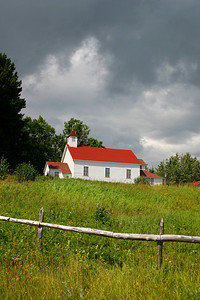 "GRAND PORTAGE 4162  ""Holy Rosary Church"""