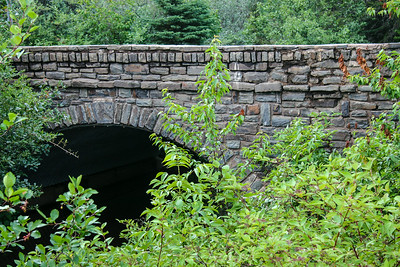"GRAND PORTAGE 4804  ""The Stone Bridge"""