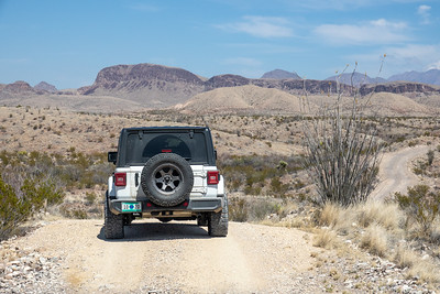 """River Road East - Big Bend National Park"""