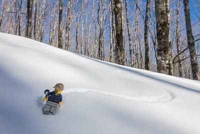 """""""Hitting the slopes"""""""