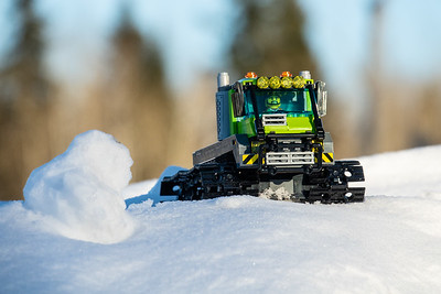 """""""Grooming the Trails"""""""