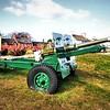 25 pounder Field Gun<br /> Carrickfergus Memorial Garden