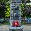 War Memorial<br /> Randalstown<br /> County Antrim<br /> 1st July 2014