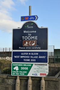 Toome, County Antrim.