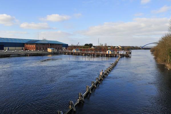 Lough Neagh Eel Fishery, Toome, County Antrim