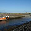 Ballyhalbert harbour, County Down.<br /> Friday, 18th September 2015