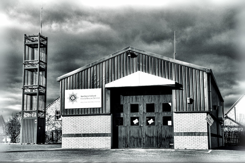 Ballywalter Fire Station