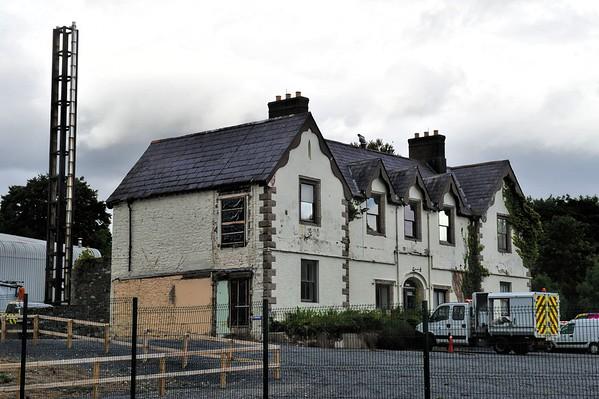 Council Depot, Downpatrick. Friday, 2nd September 2016.