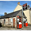 Could this be Ireland's smallest petrol station? McKnight's Fuels & Service, Dromara, County Down.