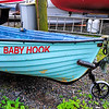 Baby Hook<br /> The harbour<br /> Groomsport<br /> County Down<br /> 6th June 2014