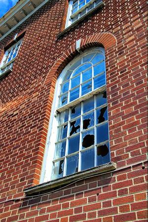 Broken Windows, Hillsborough, County Down