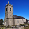 St John's Church of Ireland, Hilltown, County Down. Closed during 1983 due to a dwindling congregation.