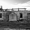 Derelict AOH hall, Killough, County Down