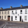 Old terraced housing in Killyleagh, County Down.