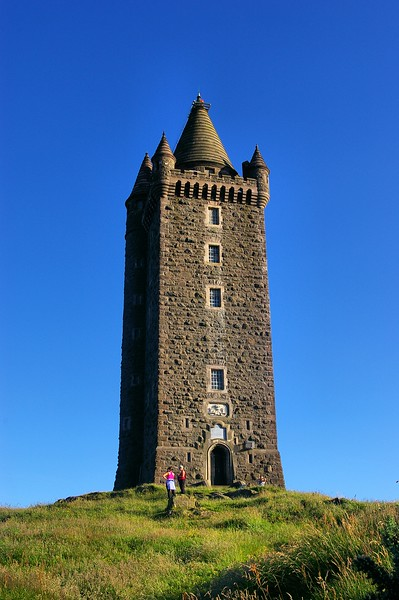 Scrabo Tower<br /> Newtownards<br /> County Down<br /> Monday, 18th July 2016