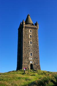 Scrabo Tower Newtownards County Down Monday, 18th July 2016