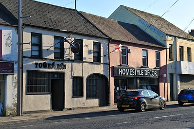 The Tower Inn. Newtownards. Tuesday, 31st May 2016.
