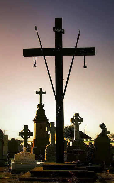 Crucifix<br /> St Patrick's Church<br /> Portaferry,<br /> County Down