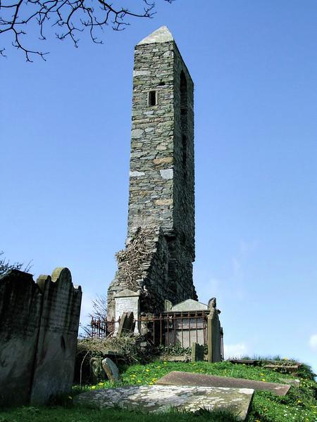Templecranny Church ruins<br /> Portaferry<br /> County Down