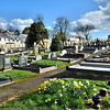 1st Presbyterian Church graveyard. Saintfield, County Down