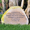 York Island memorial, Saintfield, County Down