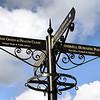 Signpost, Main Street, Saintfield