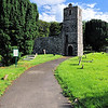 Saint Lurach's Church<br /> Maghera<br /> County Londonderry<br /> Picture Date: 4th August 2013