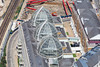 Aerial photo of the Chelsea Design Centre.