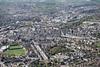 An aerial view of Bath.