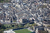 Aerial photo of Bath.
