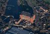Aerial photo of Belper.