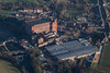 Aerial photo of Belper.