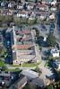 Aerial photo of Bideford in Devon.