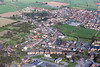 Bolsover from the air.