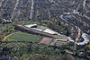 An aerial photo of Redland Green School in Bristol,