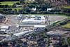 Aerial photo of Raynesway.